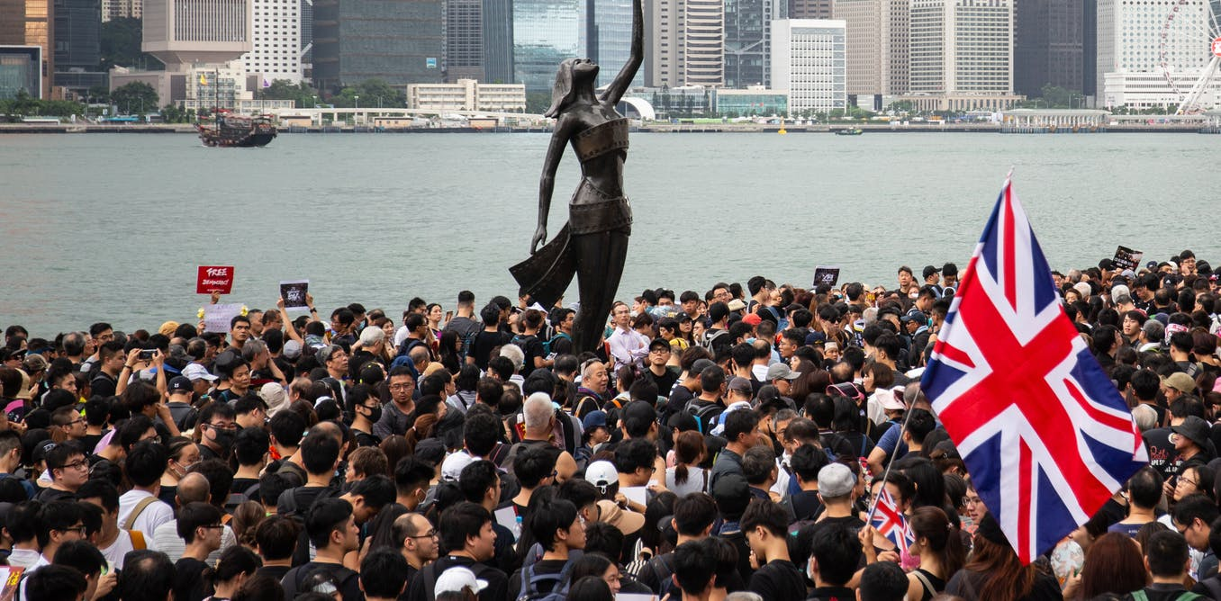 University Of Medicine And Health Sciences >> Hong Kong: how a more assertive British government can ...