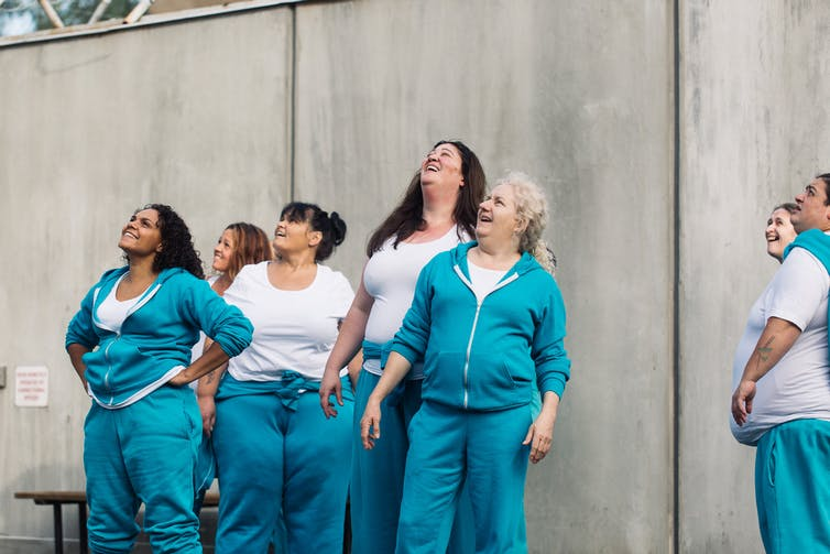 writing the powerful female world of Wentworth