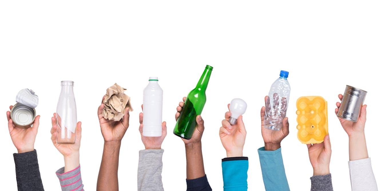 Akibat manajemen sampah buruk, negara Barat ekspor sampah berkualitas rendah ke Asia