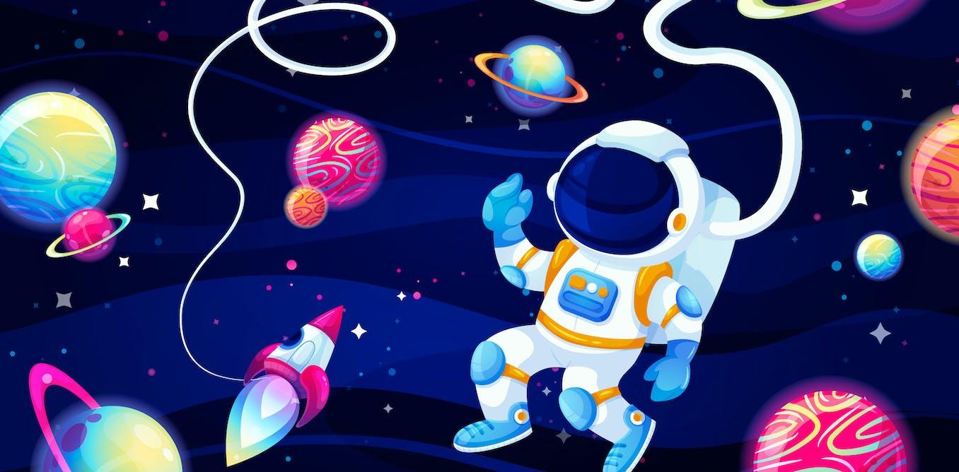 Sacha, 8 ans : « Pourquoi peut-on respirer sur la terre et pas dans l'espace ? »