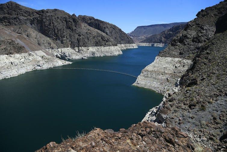 Colorado river drought plan photo