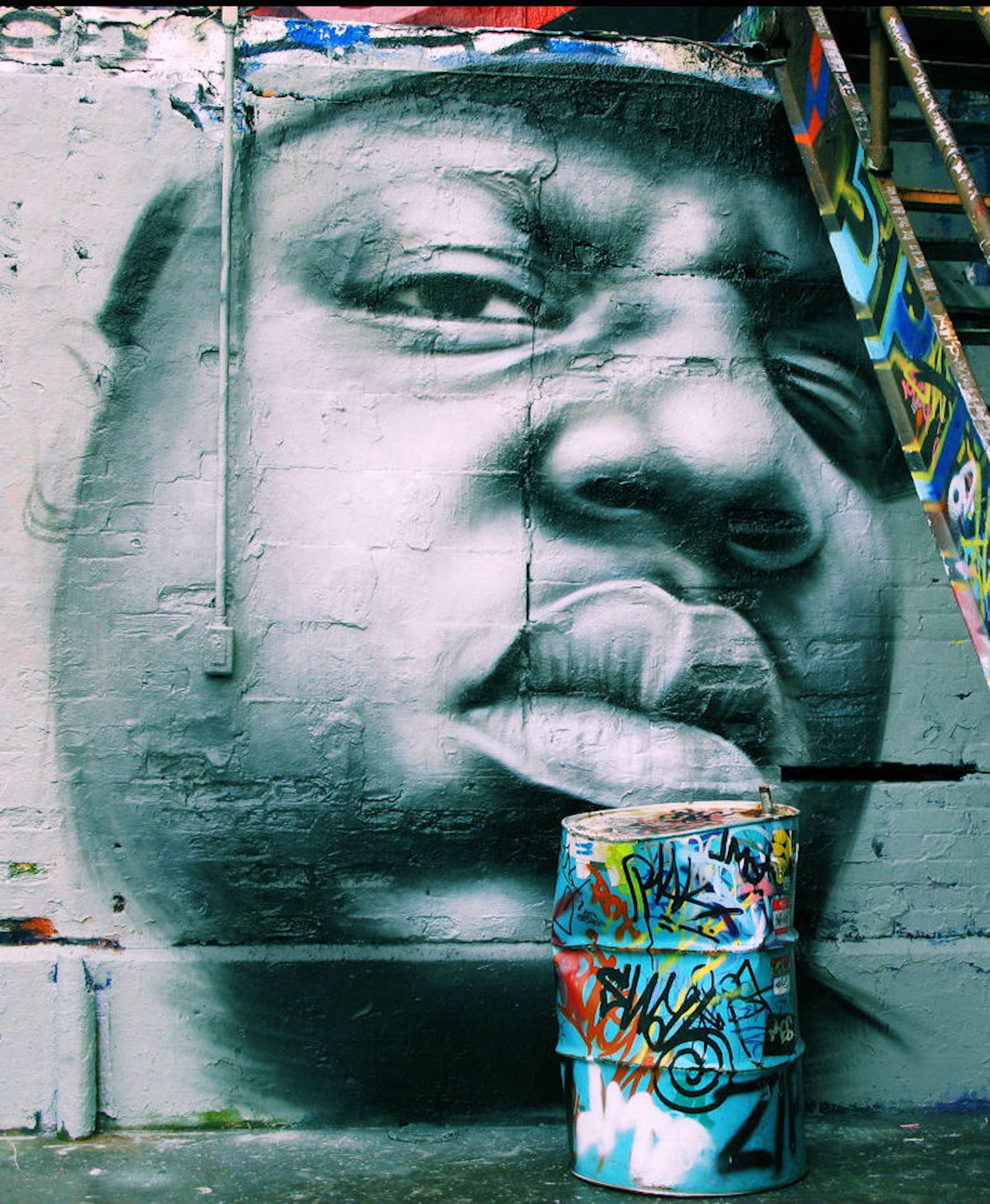 Graffiti Cool Artists