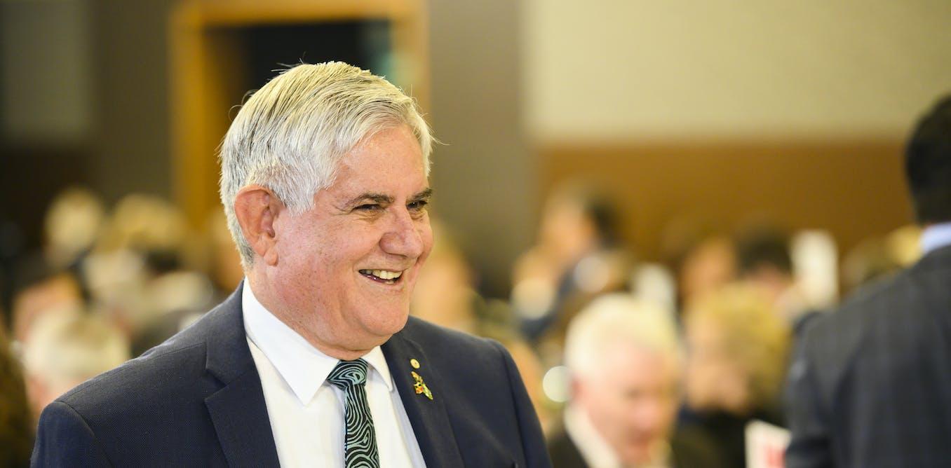 Politics with Michelle Grattan: Ken Wyatt on constitutional recognition for Indigenous Australians