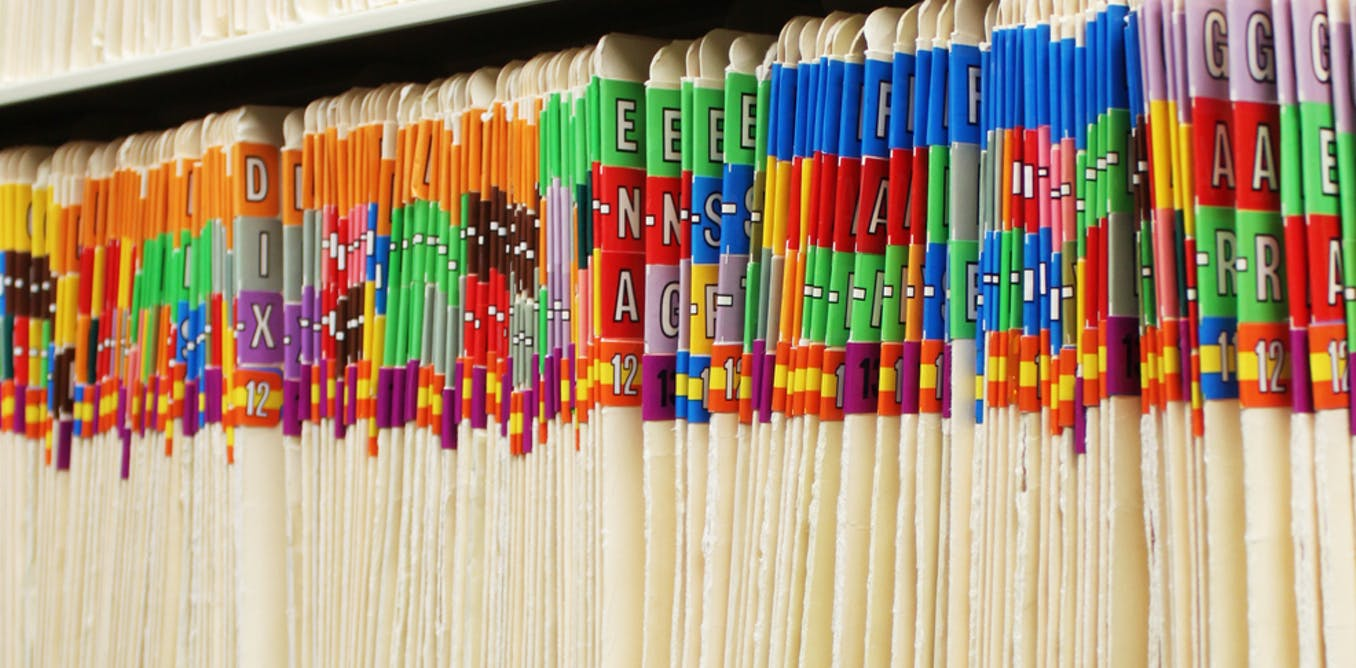Paper tsunami: how the move to digital medical records is leaving us drowning in old paper files