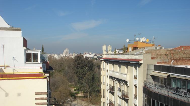 El Retiro de Madrid, un oasis urbano que actúa como climatizador frente al