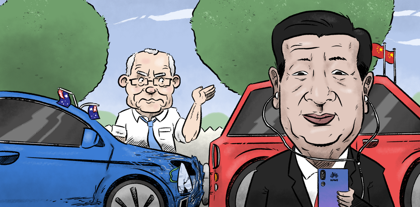 The world has a hard time trusting China. But does it care?