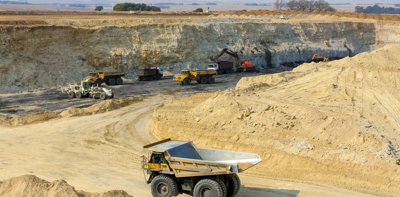 How South Africa's rural communities are getting a raw deal from mining