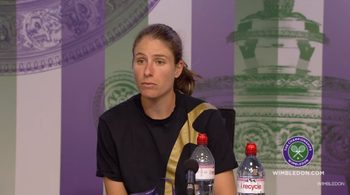Wimbledon: Johanna Konta interview and the problems with