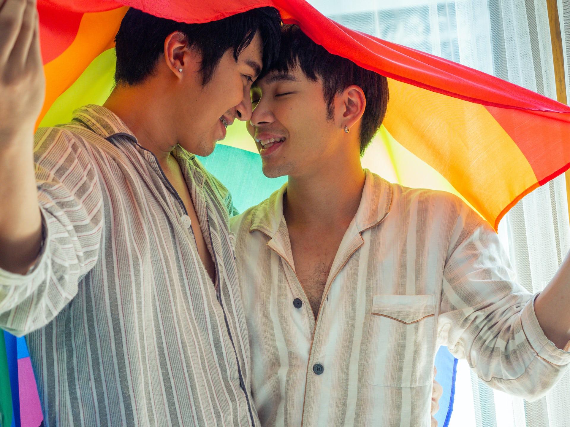 Gay marriage social status