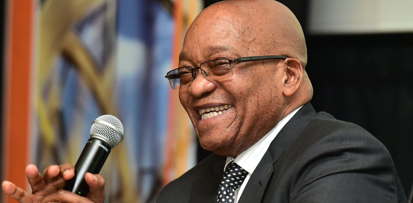 South African probe into corruption features star witness -- Jacob Zuma