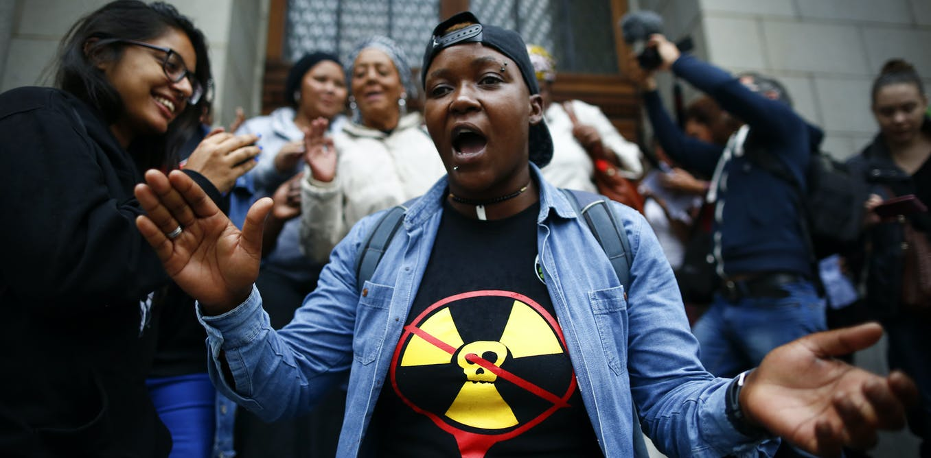 South Africa's nuclear research facility -- Pelindaba -- needs to be repurposed
