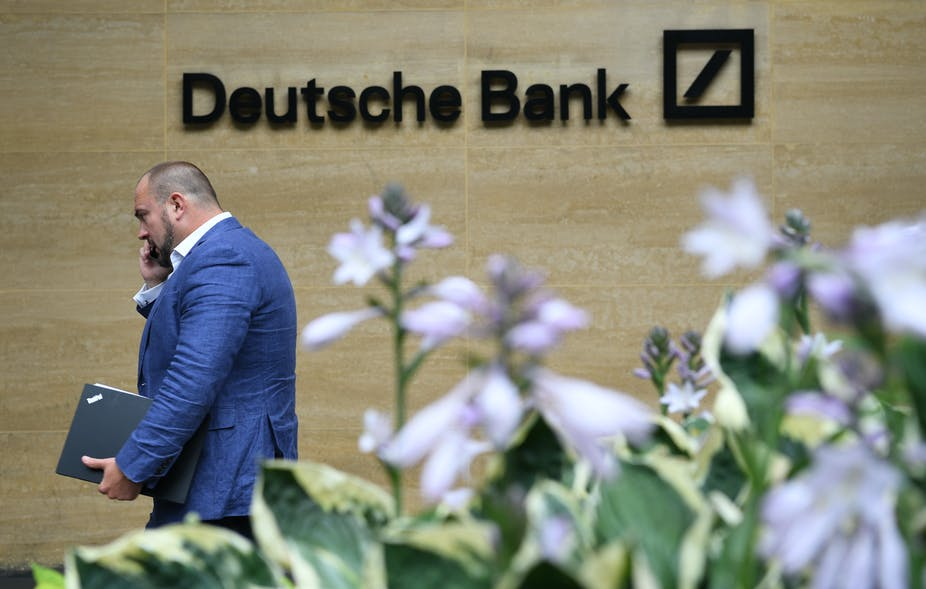 Deutsche Bank job cuts are tip of the iceberg for the