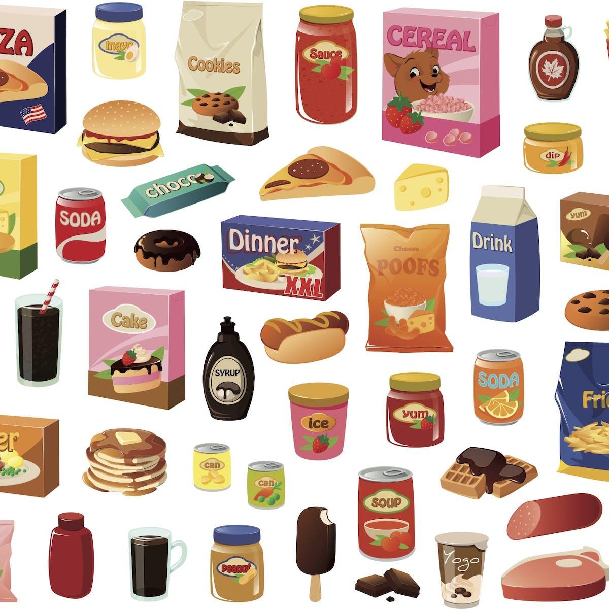 processed food - Traducere Română - Lizarder