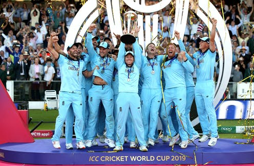 England win Men's Cricket World Cup in a last-ball thriller – now
