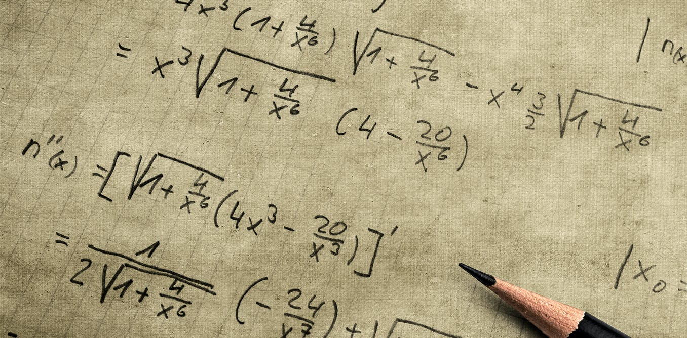 More teens are dropping maths. Here are three reasons to stick with it