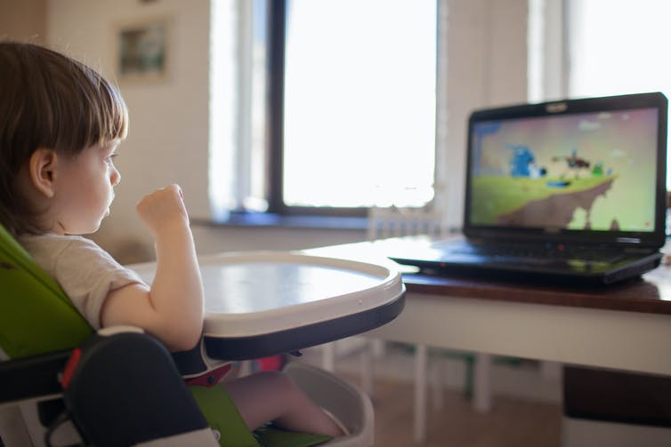 Stop worrying about screen 'time'. It's your child's screen experience that matters