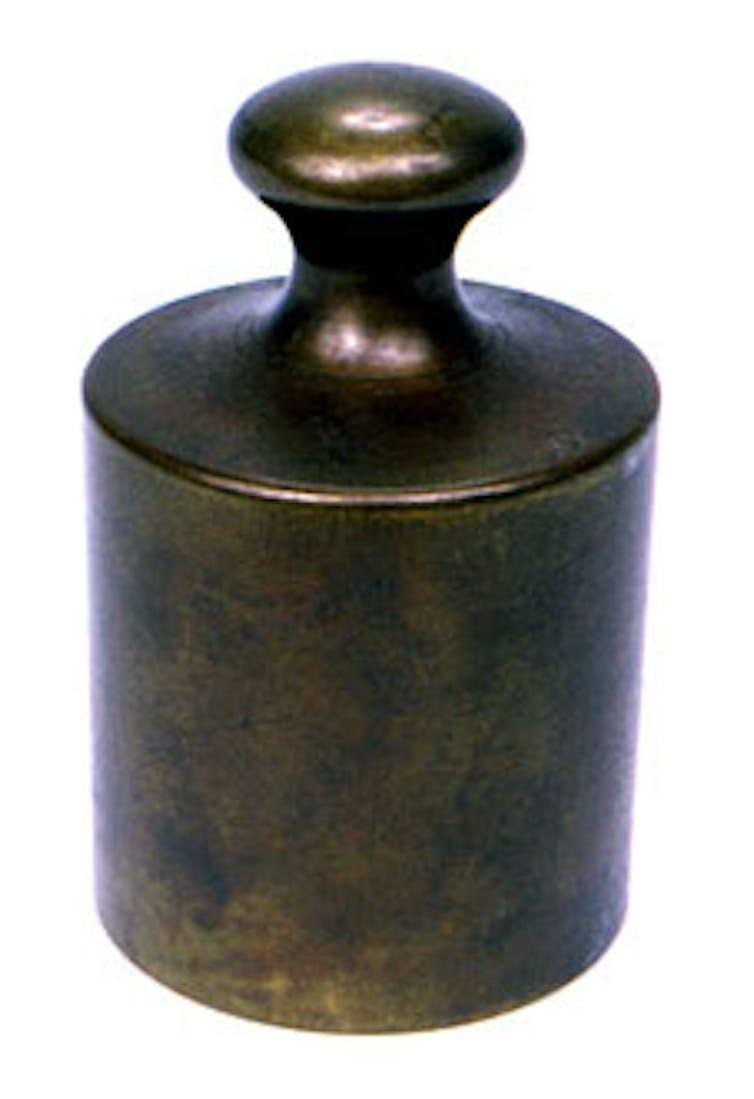 standard kilogram prototype