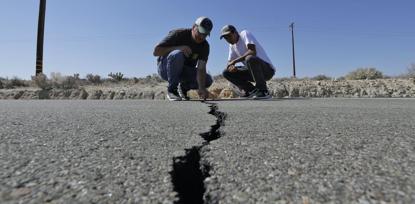 Americans focus on responding to earthquake damage, not preventing it, because they're unaware of their risk