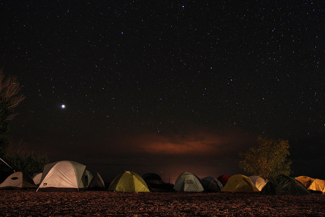 camping in the woods at night. Camping In The Woods At Night