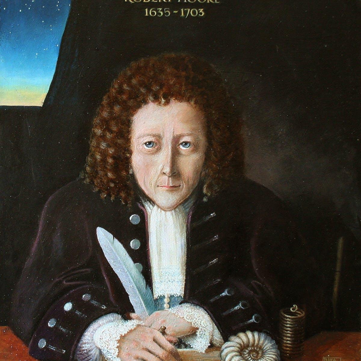 Robert Hooke: The 'English Leonardo' who was a 17th-century scientific  superstar