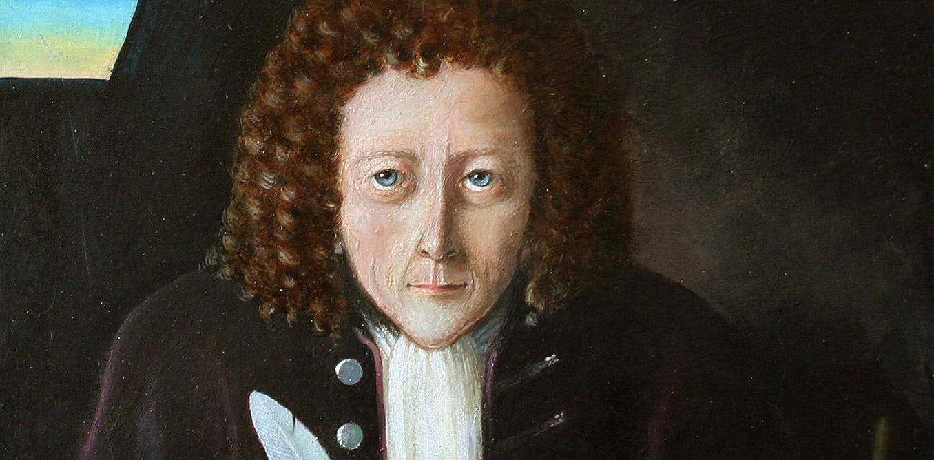 Robert Hooke: The 'English Leonardo' who was a 17th-century scientific superstar