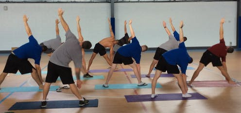 First-ever Australian study shows how yoga can improve the lives of prisoners