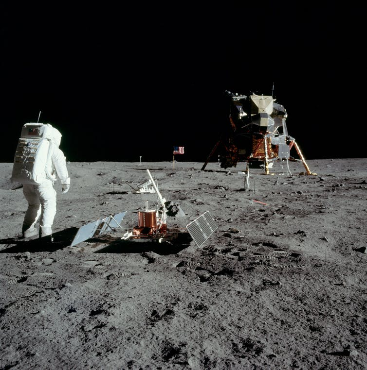 We need to protect the heritage of the Apollo missions