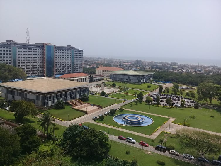 Here's what Ghana hopes to benefit from hosting Africa's