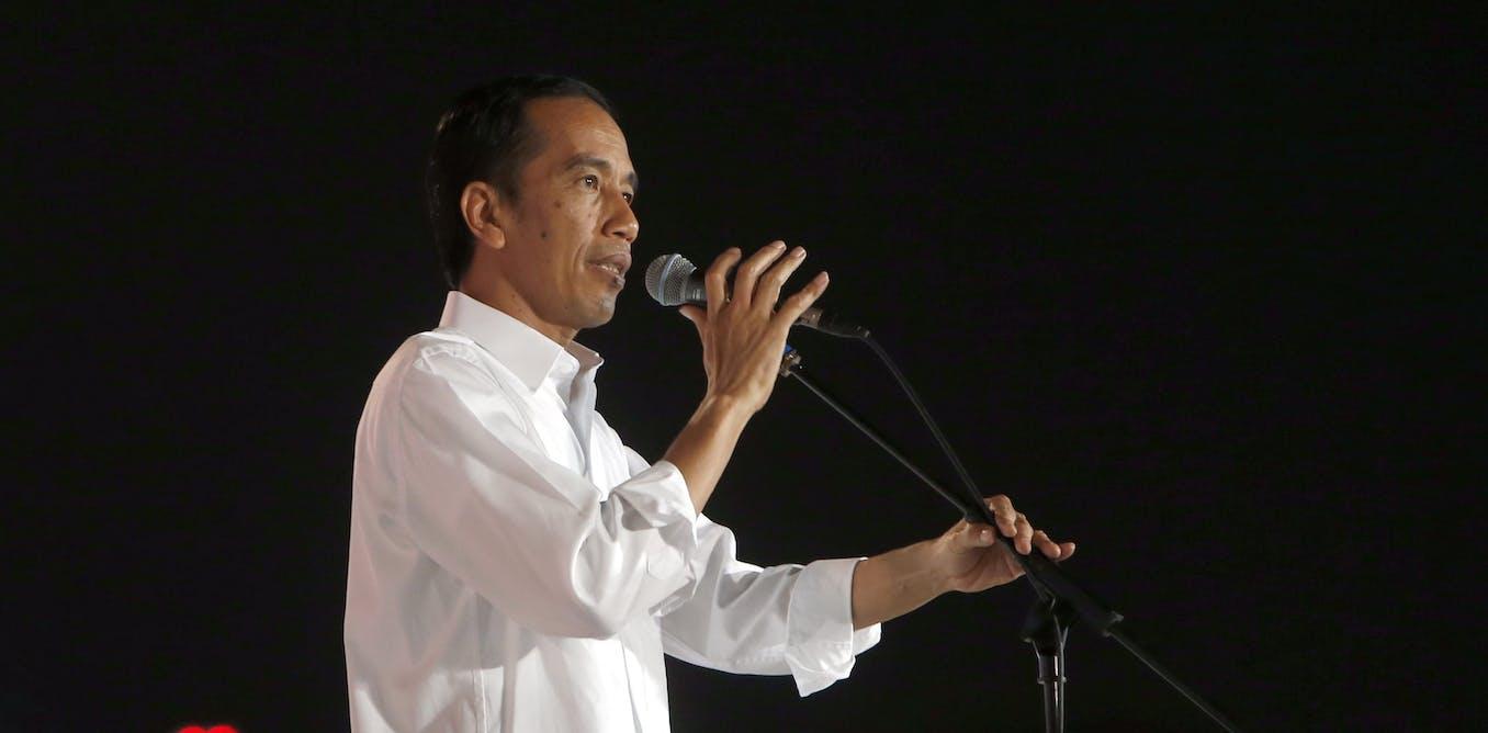 Pidato kemenangan Jokowi: Bagaimana diksi mengungkap pesan politik tersembunyi
