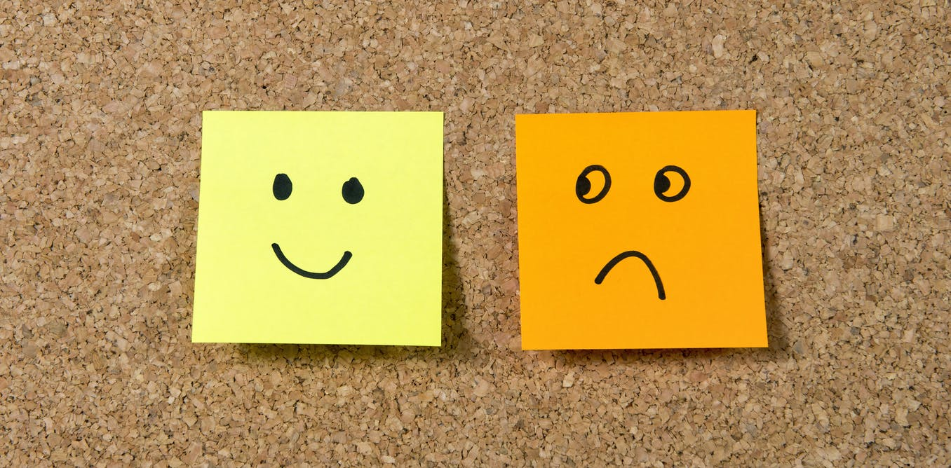 Humans aren't designed to be happy – so stop trying