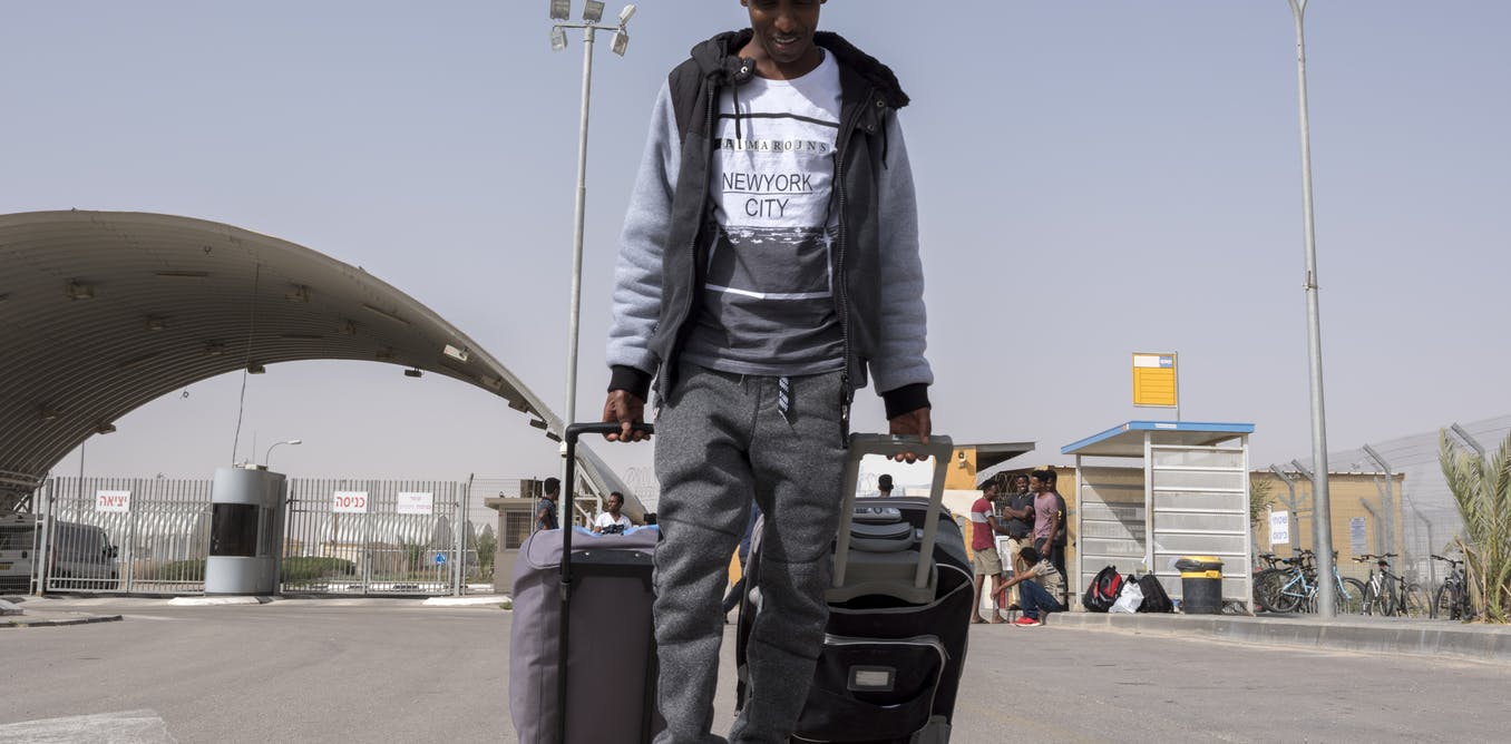 I asked young Eritreans why they risk migration. This is what they told me
