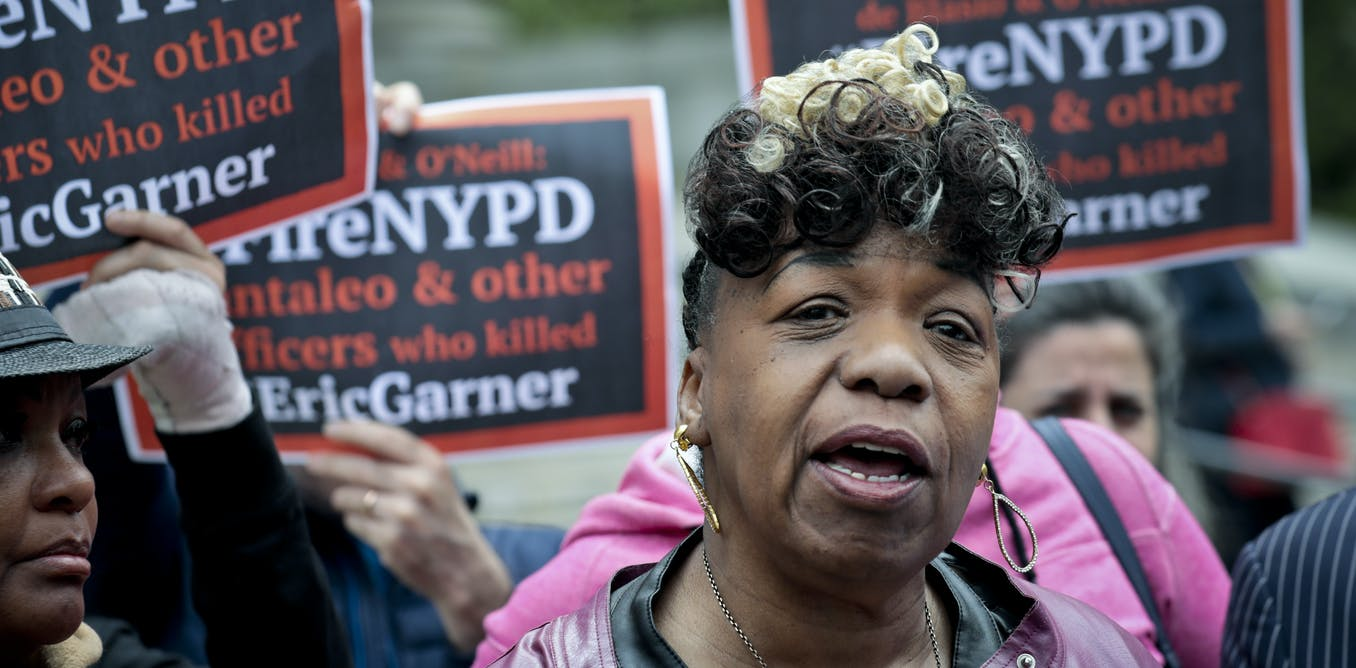 Why the federal government isn't prosecuting the officer who killed Eric Garner