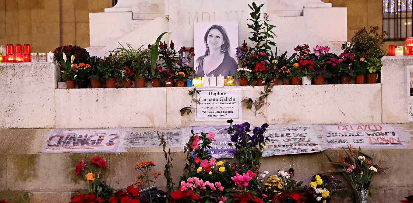Questions remain unanswered in Malta, nearly two years after journalist's murder