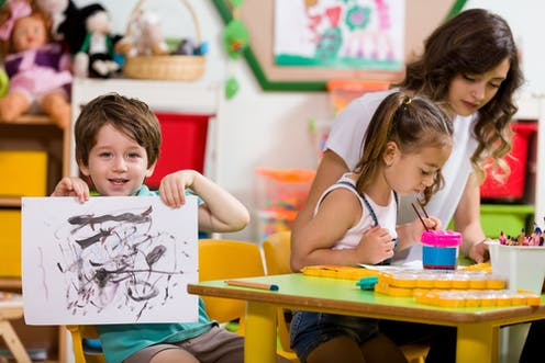 One-third of all preschool centres could be without a trained teacher in four years, if we do nothing