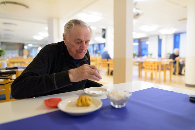 Why is nursing home food so bad? Some spend just $6.08 per person a day – that's lower than prison