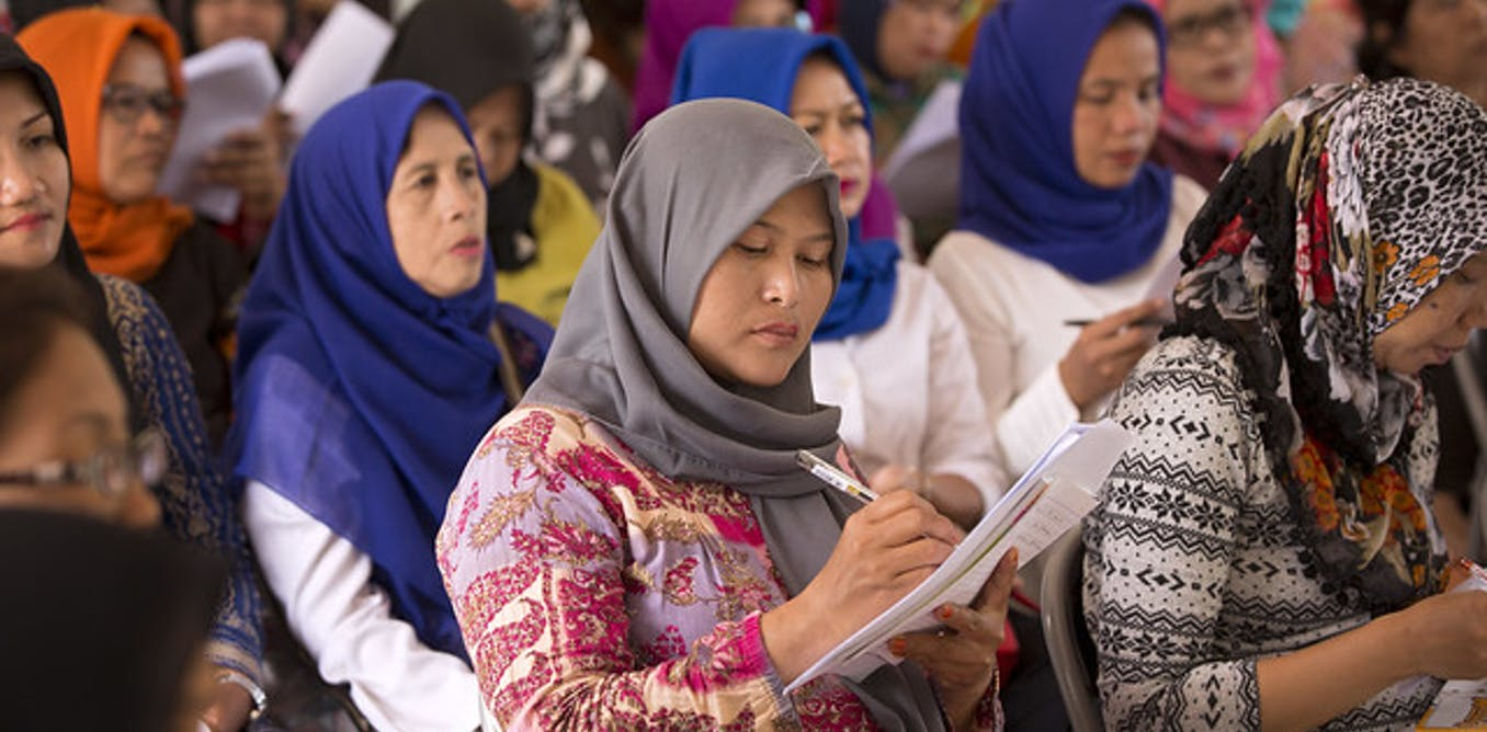 Baiq Nuril's case shows sexism still remains in Indonesia's Supreme Court, despite its equality guidelines