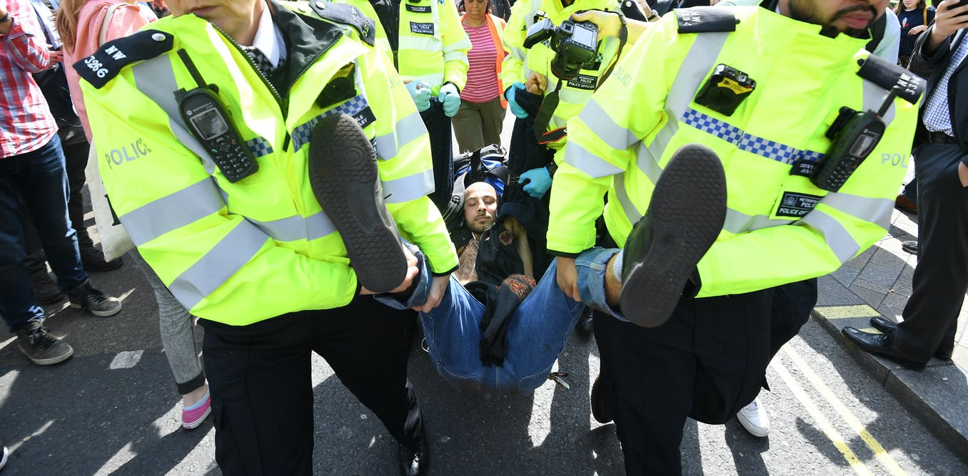 Extinction Rebellion uses tactics that toppled dictators – but we live in a liberal democracy