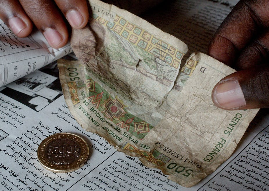 Why Abandoning The Cfa Franc Would Be A
