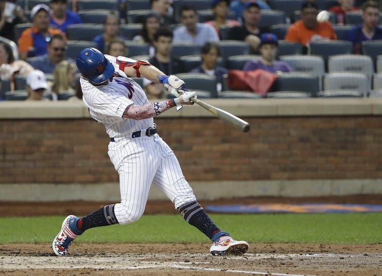 what s really baseball s home run surge