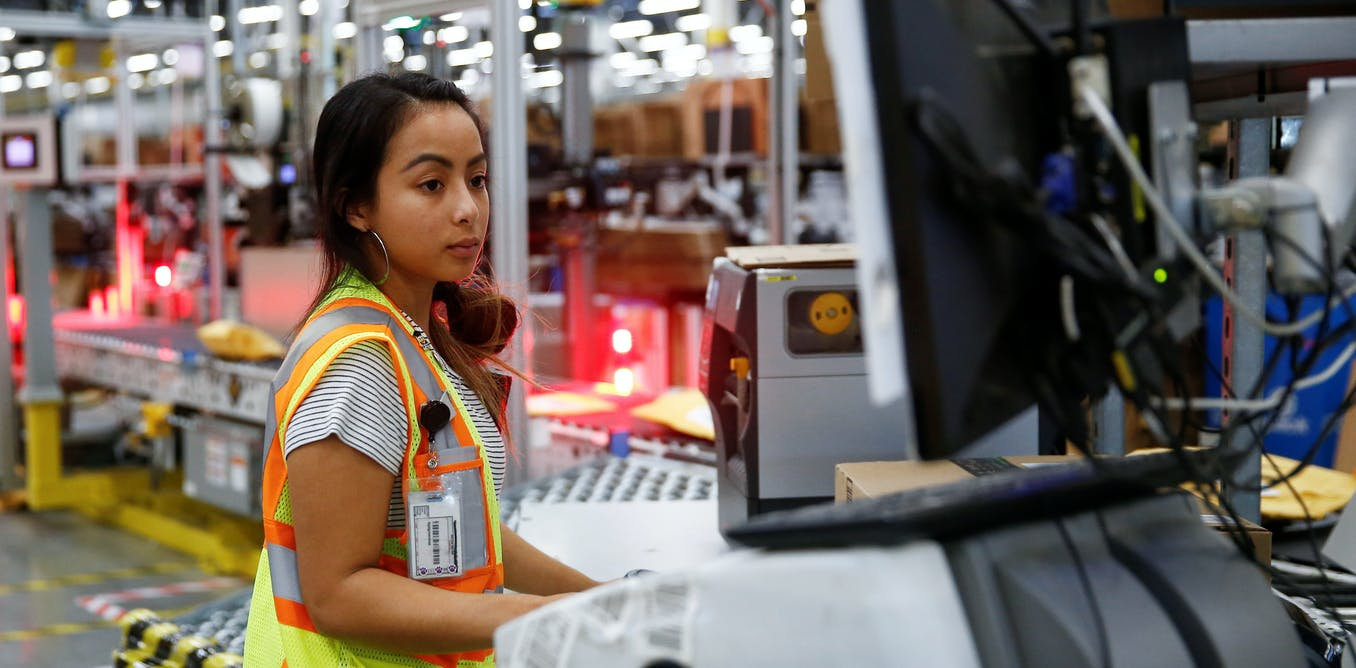 What Amazon's decision to retrain a third of its employees means for the future of work