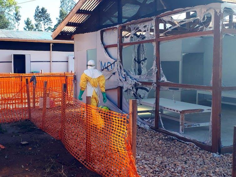 ébola República Democrática Congo