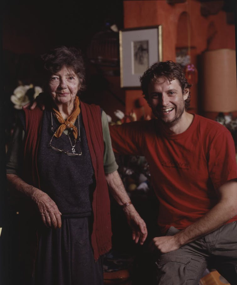 'Are you one of us or one of them?' Margaret Olley, Ben Quilty and a portrait of a generous friendship