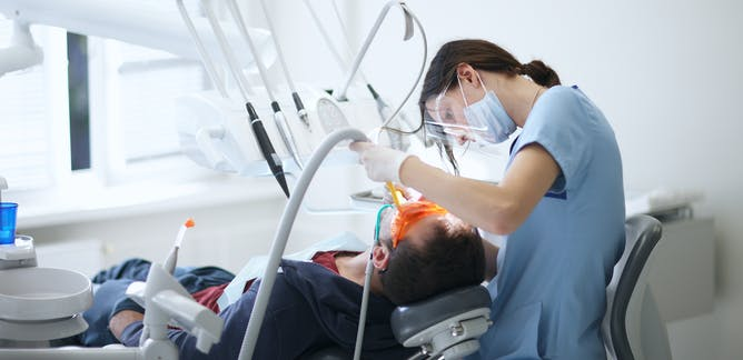 Dentistry – News, Research and Analysis – The Conversation