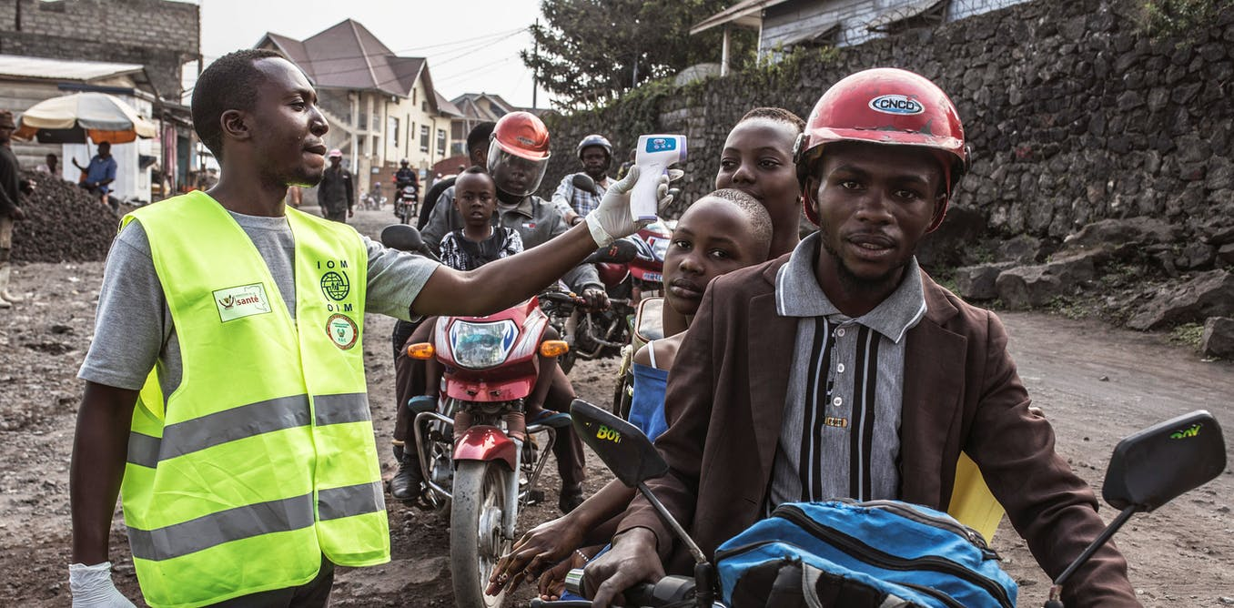 Ebola epidemic officially declared a global health emergency