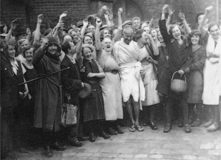 Gandhi: 150 años después, sus teorías sociales y medioambientales aún siguen