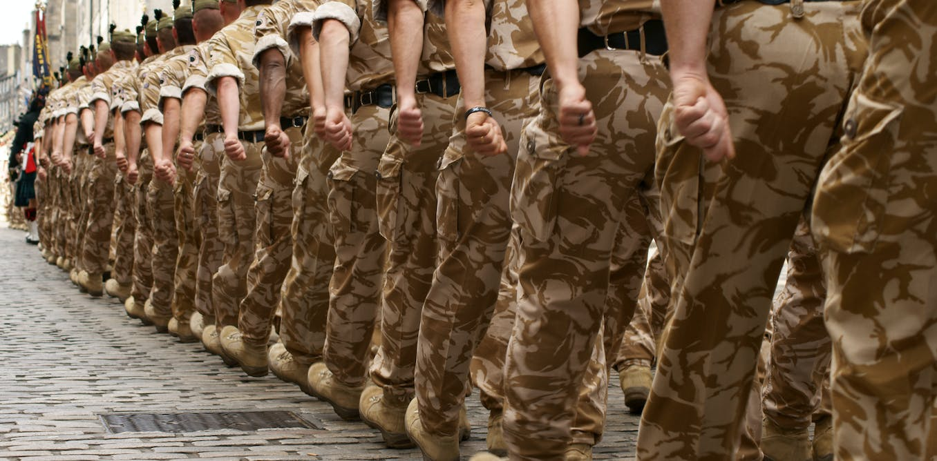 Sexual harassment is a real problem in the armed forces – and offences are not being 'properly recorded'