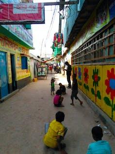 What sort of 'development' has no place for a billion slum dwellers?