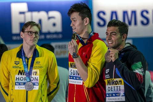 Snubbing Chinese swimmer Sun Yang ignores the flaws in the anti-doping system