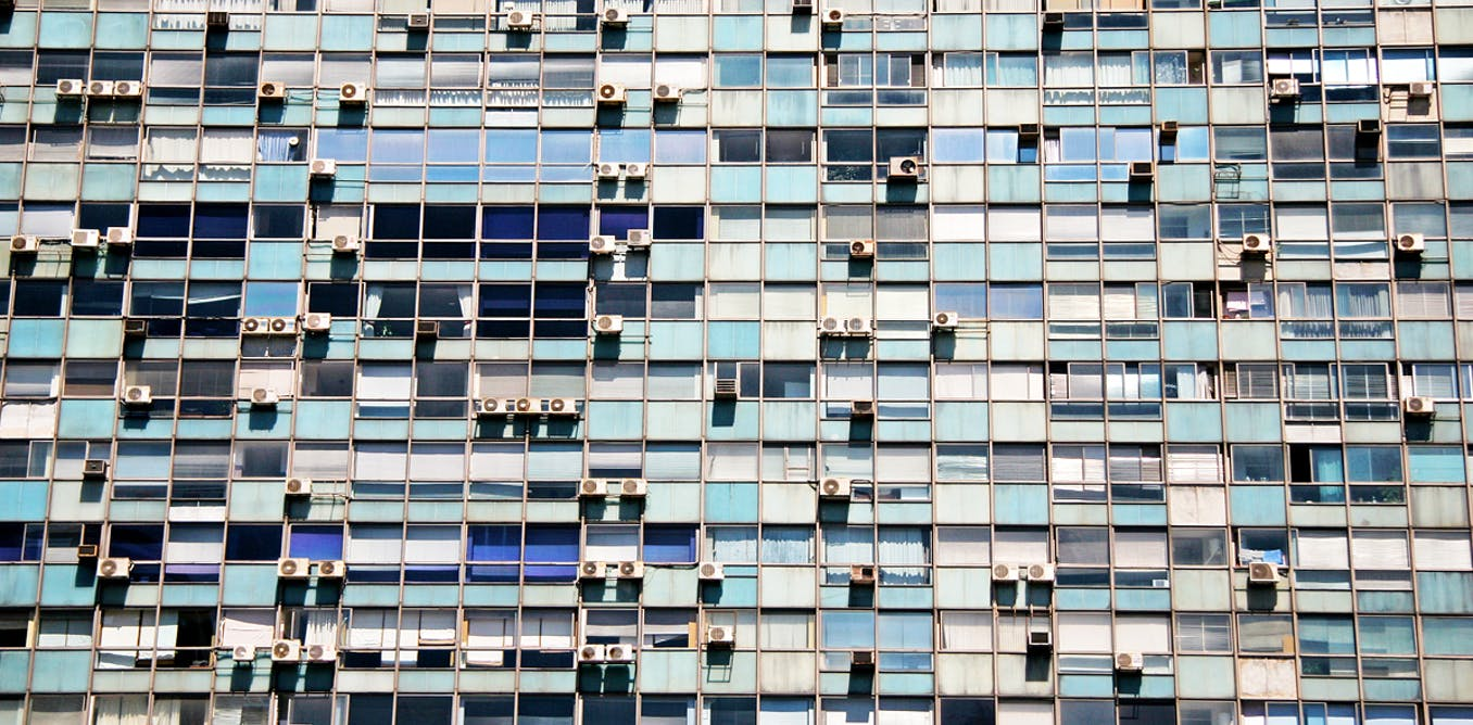 How to keep buildings cool without air conditioning – according to an expert in sustainable design