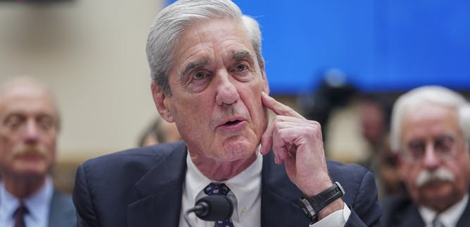 Robert Mueller – News, Research and Analysis – The Conversation – page 1